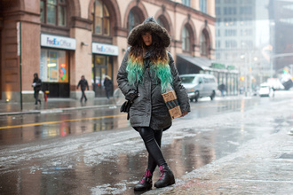 coat streetstyle sartorialist