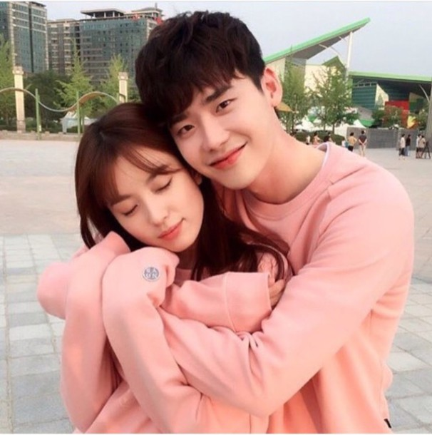 Image result for couple in peach