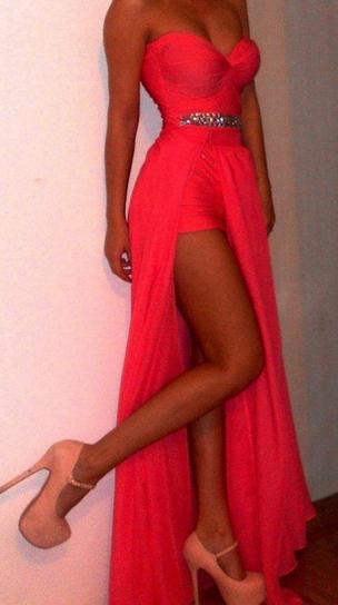 Rosette Dress - Juicy Wardrobe