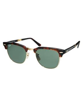 Ray-Ban | Ray-Ban Clubmaster Sunglasses at ASOS