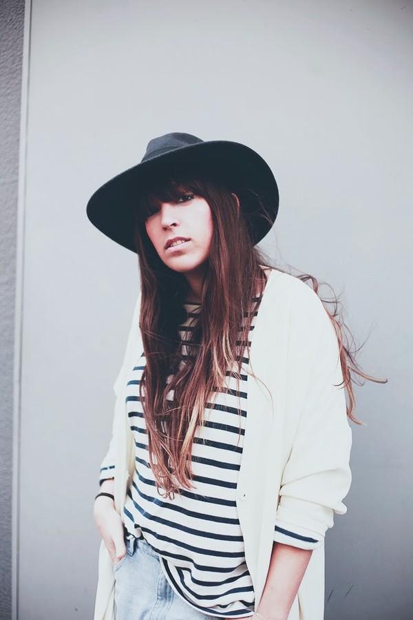 fringe and frange jacket jeans shoes hat