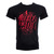 Pierce The Veil Logo T Shirt, band merchandise, Pierce The Veil Tee UK