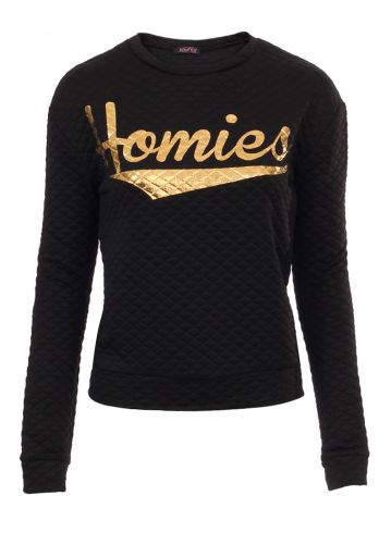 Quilted Homies Jumper