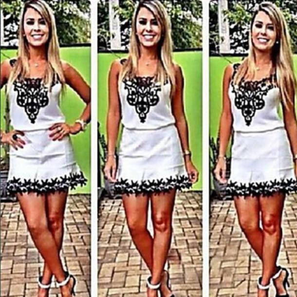 dress skirt shirt