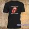 The rolling stones 1972 us tour t-shirt - teenamycs