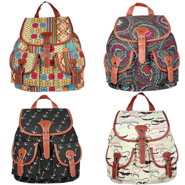 OM Abstract Rucksack   Outfit Made