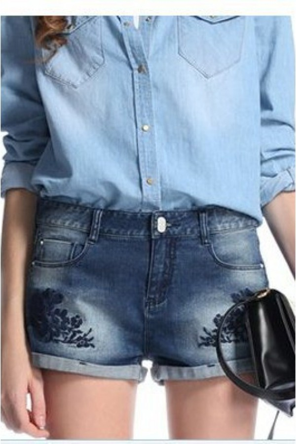 jeans kcloth kcloth jeans fade out jeans washed blue ripped jeans