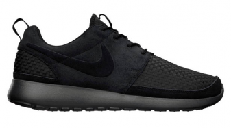 Nike Roshe Run Woven 'Black/Anthracite'   Sole Collector