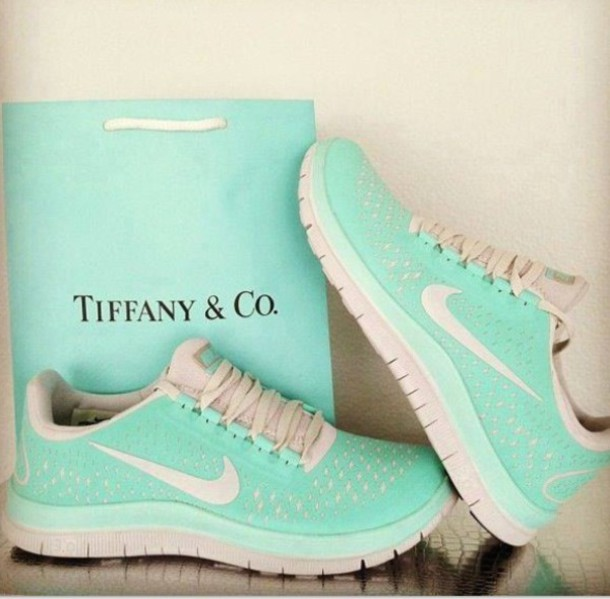 shoes yourderry.com tiffany blue nike free runs tiffany blue nikes tiffany blue nike size 8 or 8 1/2/2 trainers turquoise nike shoes nike running shoes