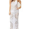 """ambria"" crochet laces cover up maxi dress – glamzelle"