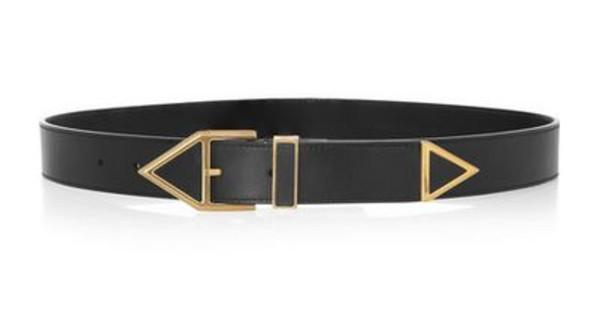 belt saint laurent leather belt leather jewelry jewels yves saint laurent accessories