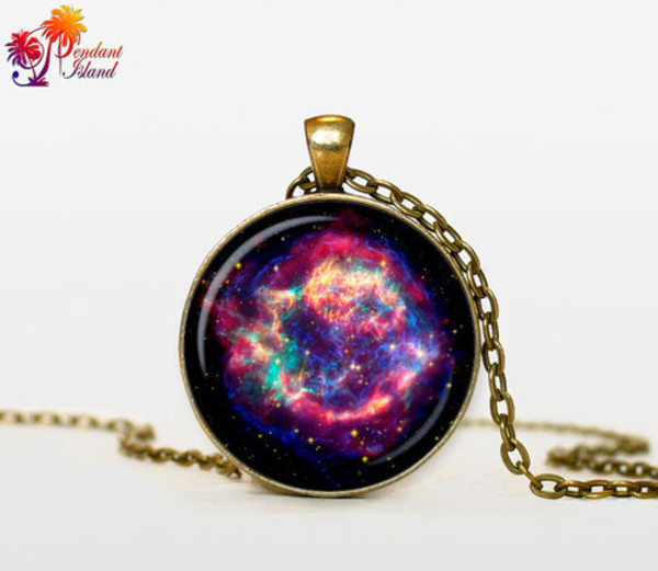 jewels galaxy print