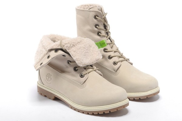 shoes timberland white creme style