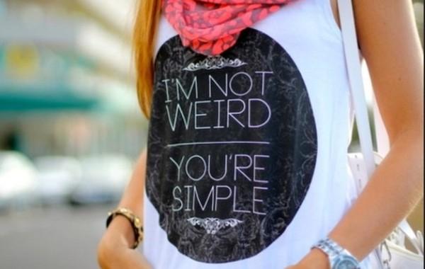 blouse t-shirt tumblr white tank top black lettering tank top sweater shirt