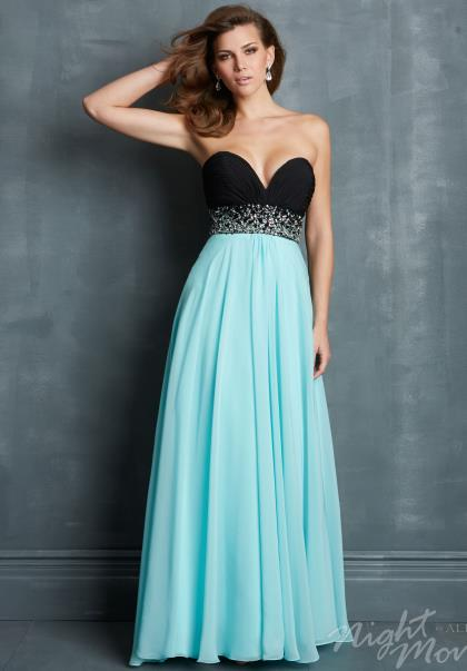 Night Moves Dress 7023 at Peaches Boutique
