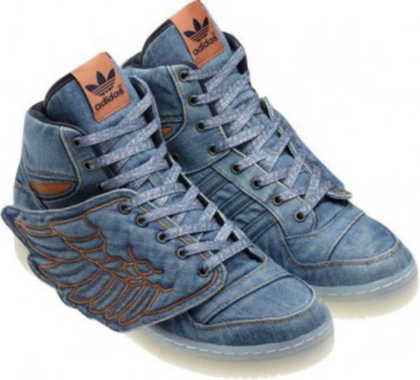shoes jeremy scott wings