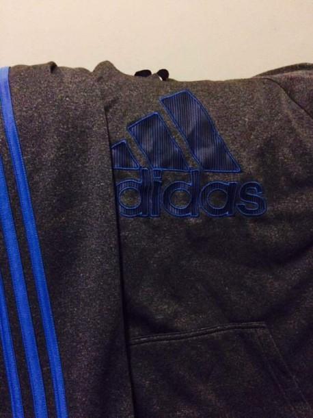 jacket adidas sweater