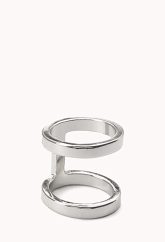 Minimalist Caged Ring | FOREVER21 - 1000051426