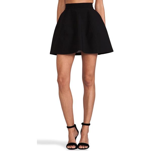 AQ/AQ Shade Mini Skirt - Polyvore