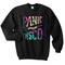 Panic at the disco galaxy sweatshirt - basic tees shop