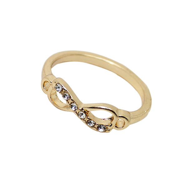 Free shipping! 2013 new style one direction infinity ring R56-in Rings from Jewelry on Aliexpress.com