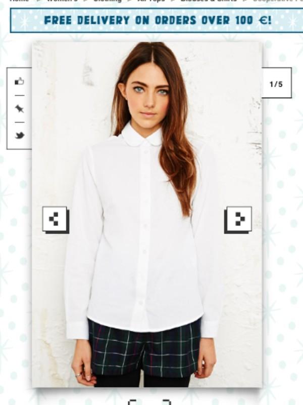 blouse white lace dress shorts perfecto t-shirt shirt