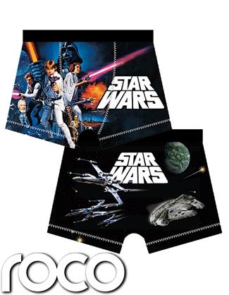 Boys Black Star Wars Underwear Official Boys Boxer Shorts Kids Underwear   eBay