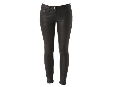 Tianne leather pants - slim leather pants - Black - Jeans & Pants - Women - IRO