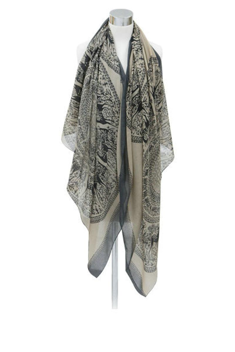 Winter Section Fashion All-match Deers Scarf,Cheap in Wendybox.com