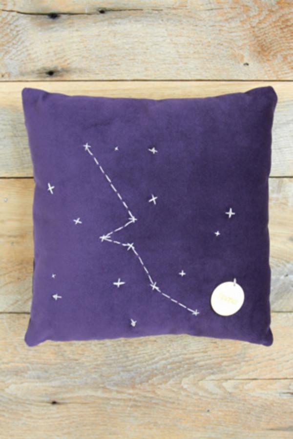 home  pillows  zodiac pillows apparel accessories clothes underwear socks lingerie