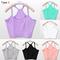 3 styles womens sleeveless shirt tank tops cami t shirt vest crop top blouse tee   ebay
