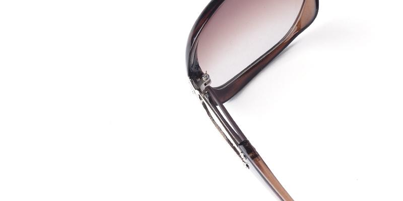 Women's full frame plastic sunglasses - OTO3502 | Firmoo.com