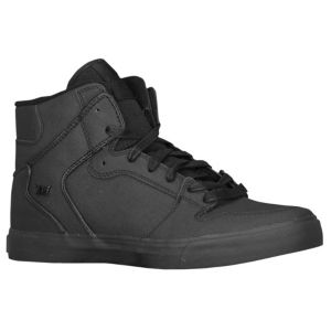 Supra Vaider - Men's - Skate - Shoes - Black Gunny Tuf