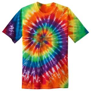 Tie-Dye T-Shirt     Nutmeg Miata Club Online Store