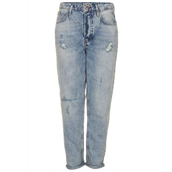 TOPSHOP MOTO Hayden Vintage Boyfriend Jeans - Polyvore