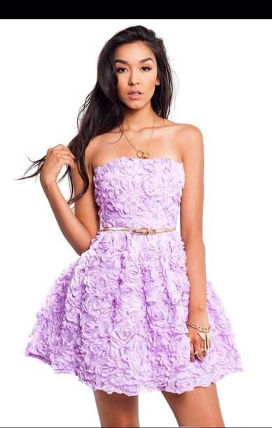 dress lavender cupcake dress