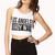 Coast To Coast Crop Top | FOREVER21 - 2000074948