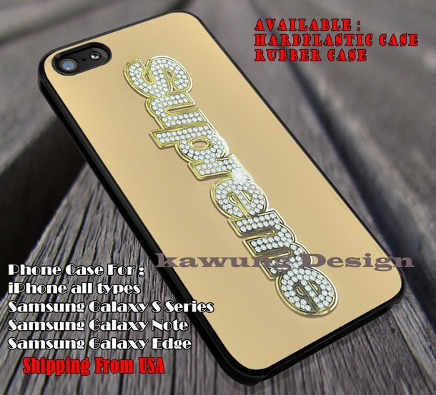 Phone Cover Supreme Iphone Case 4 4s 5