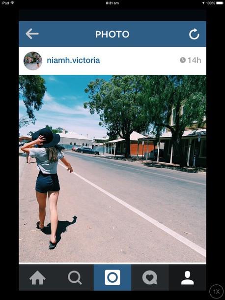 shorts instagram