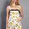 Vintage sunflower denim overalls by luckyvintageseattle | chictopia