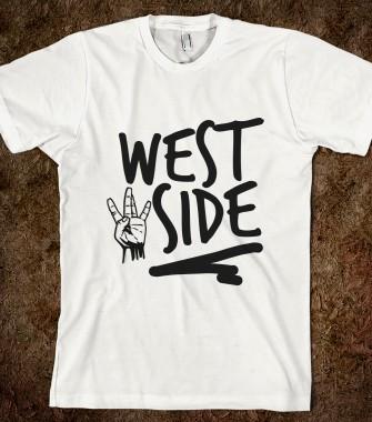 Westside  - One Direction Apparel - Skreened T-shirts, Organic Shirts, Hoodies, Kids Tees, Baby One-Pieces and Tote Bags Custom T-Shirts, Organic Shirts, Hoodies, Novelty Gifts, Kids Apparel, Baby One-Pieces | Skreened - Ethical Custom Apparel