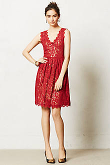 Robe Melusine - anthropologie.com
