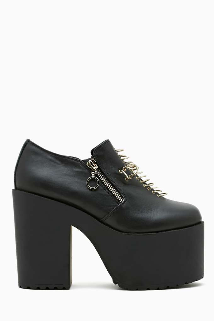 UNIF Grail Platform Boot in  Shoes at Nasty Gal