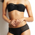 Seafolly LA Luna Strapless Underwire BRA TOP With Wide Side Hipster Bikini SET | eBay