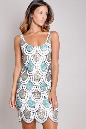 TFNC ANGELA SEQUIN DRESS | TFNC PARTY DRESSES