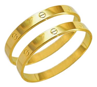 Cartier Inspired Love Bracelet | Shop Notice Magazine