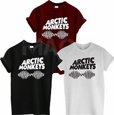 Arctic Monkeys Sound Wave T Shirt TEE TOP Rock Band Concert Album High | eBay
