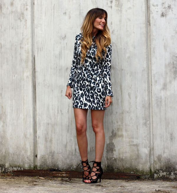 rebel attitude dress shoes animal print print leopard print