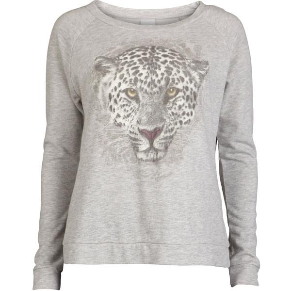 Vila Tiger Sweat - Polyvore