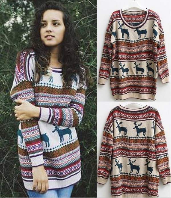 sweater pollover jumpper